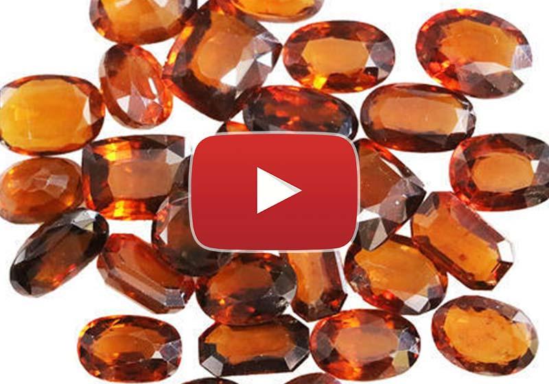 Hessonite-Videos